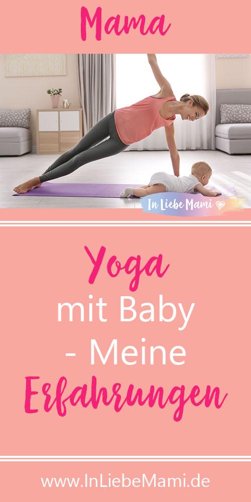 Yoga mit Baby - mein Erfahrungen