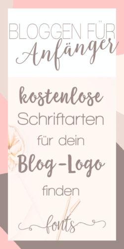 Blog erstellen für Anfänger Blog Logo