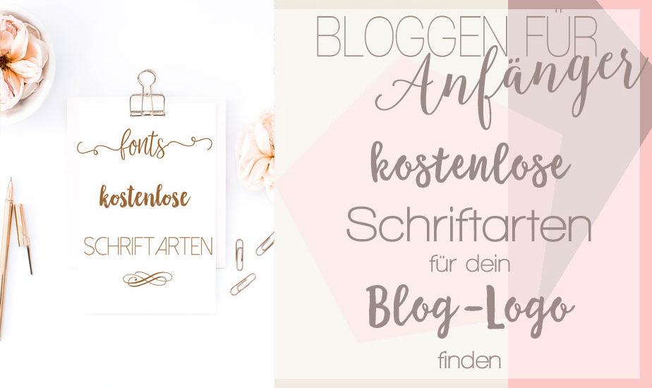 schriftarten f r dein blog logo finden kostenlos in liebe mami. Black Bedroom Furniture Sets. Home Design Ideas
