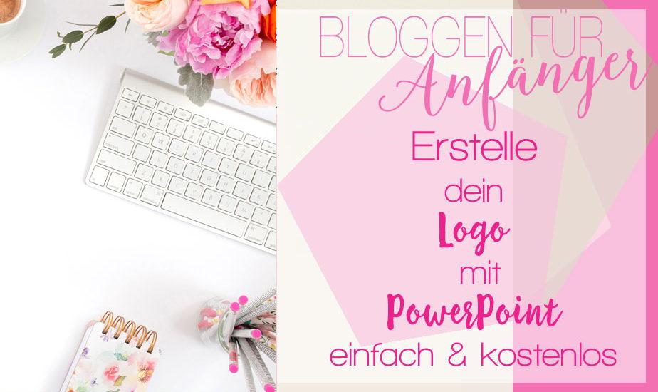 Logo erstellen mit PowerPoint