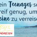 Jugendreise verlosen
