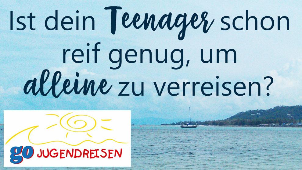 Betreute Jugendreisen für Jugendliche, Teenager