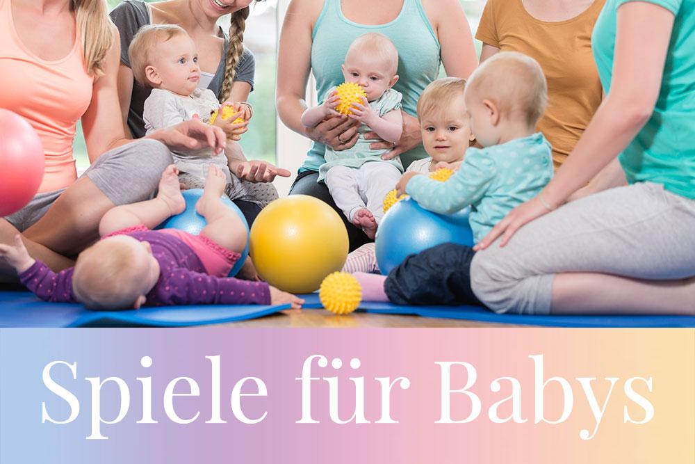 Baby-Spiele