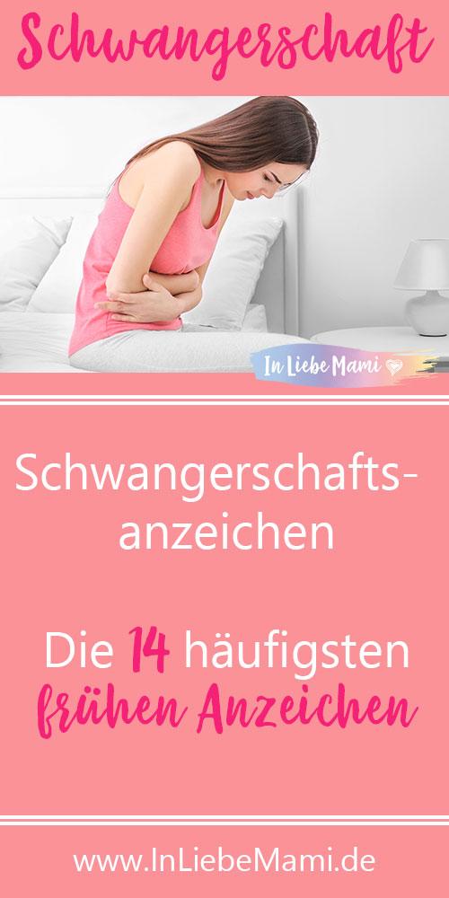 Schwangerschaftsanzeichen: Bin ich schwanger? In den ersten Tagen nach der Befruchtung sind diese 14 frühen Schwangerschaftsanzeichen am häufigsten bei schwangeren Frauen.
